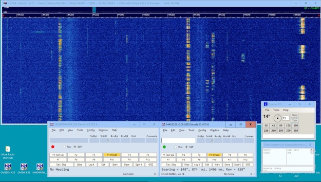"Play Nicely Together"": Integrating the K3, SDRplay RSP1, HDSDR and"